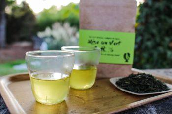 Bancha vert du Japon 'Mise au Vert' - Curiousitea
