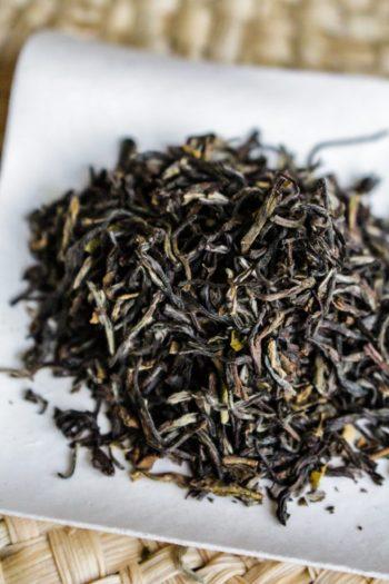 Thé Noir d'Inde - Fruit de Couleurs - Feuilles sèches
