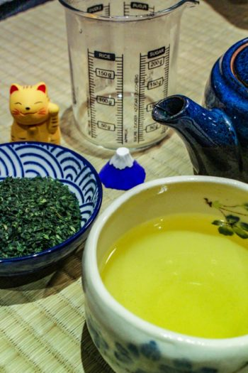 Tencha 'Organic' du Japon - À L'Origine