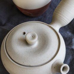 Théière Yokode Kyūsu「Graal」 - Vue d'ensemble