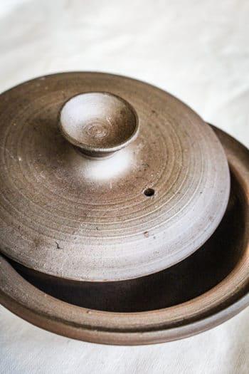 Théière Shiboridashi「Surface」 (8cl) - Kamagami Céramique - Curiousitea