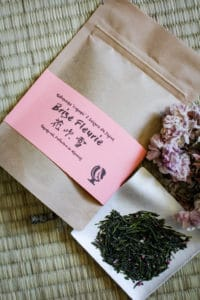 Sencha & Fleurs de Cerisier du Japon 「Brise Fleurie」- Curiousitea