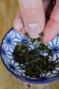 Escalope milanaise aux thés verts & blanc - Cuisine au thé - Curiousitea